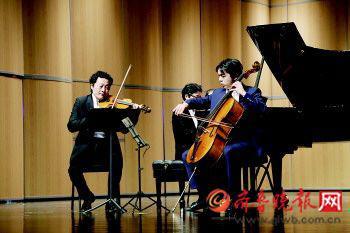 丰富的音乐活动让听众大饱耳福。