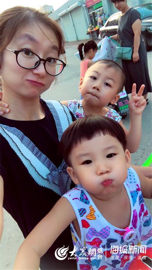 尹高淅和妈妈妹妹
