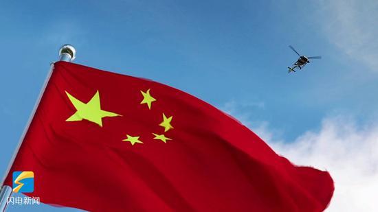 12月8日起,敬请关注山东卫视,十集大型航拍纪录片《飞阅齐鲁》。