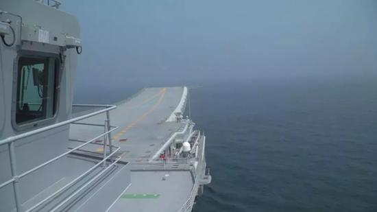 航母时代:单舰到编队 近海到远海