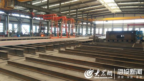 山东省钢桥工程技术研发中心落户章丘年