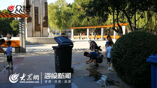 宣教基地、智能垃圾箱、兑换积分……济南垃圾分类方式多样