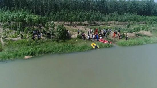 6月8日,菏泽牡丹区吴店镇一名11岁少年溺亡