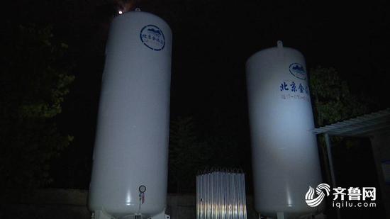 问政追踪 泰安一企业非法储存、经营气体被顶格处罚15万元