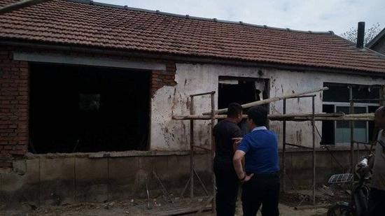 潍坊对全市灾后房屋建设现场督导 不合格不准入住