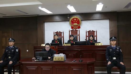 山东省政协原常委马啸一审获刑十一年半