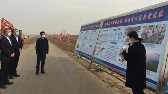 东营:72个项目155.4亿元投资!
