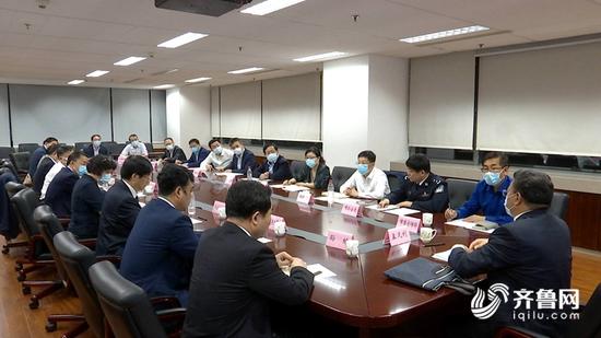 《问政山东》节目后青岛召开专题会议攻克难题