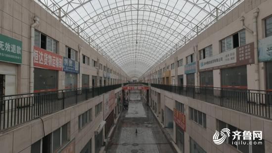 滨州这个号称亚洲最大的车站商业综合体却闲置了11年