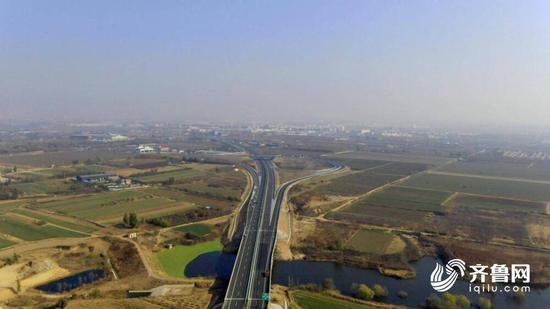 山东又一条高速通车在即 潍日高速潍坊连接线项目通过验收