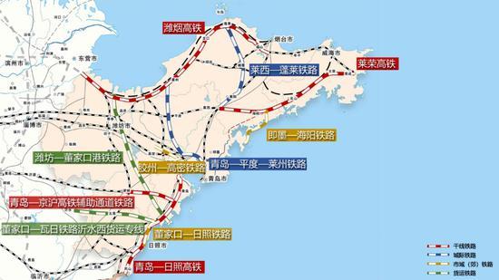 """青岛画定""""十四五""""蓝图 2025年常住人口将达1100万"""