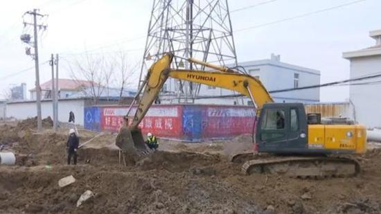 胶州一小镇今年启动22个民生工程 总投资11.7亿元