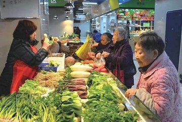 食品价格持续上涨