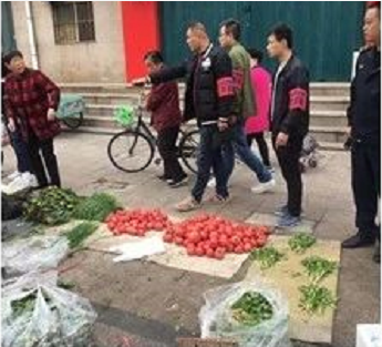 """潍坊奎文:数千名""""志愿城管""""走上街头维护城市环境"""