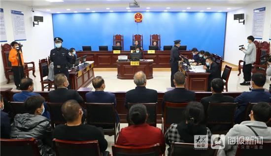 """济南黄河巡回法庭敲响""""第一槌"""" 货车致监测中断"""