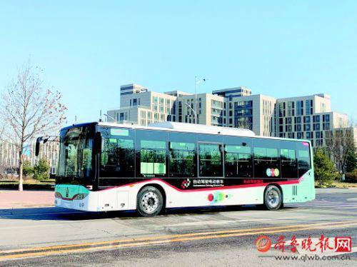 不久前,济南首台5G智能网联汽车上路测试。