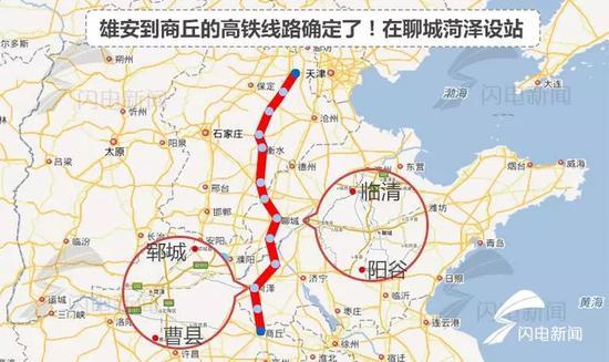 京沪高铁第二通道: