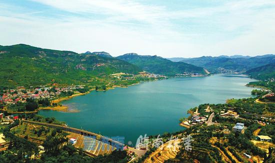 循环再利用 济南已完成农村生活污水治理村庄2248