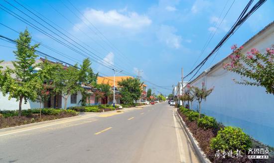 临沭已建成1788公里农村公路 成为群众致富快速路