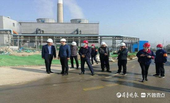 山东省生态环境厅对岱岳区生态环境信访问题进行调研