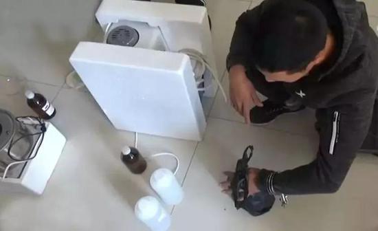 菏泽警方摧毁一跨境贩毒网络 境外上线利用泥巴藏毒运毒