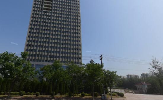 龙泉创业大厦(百度地图截图)
