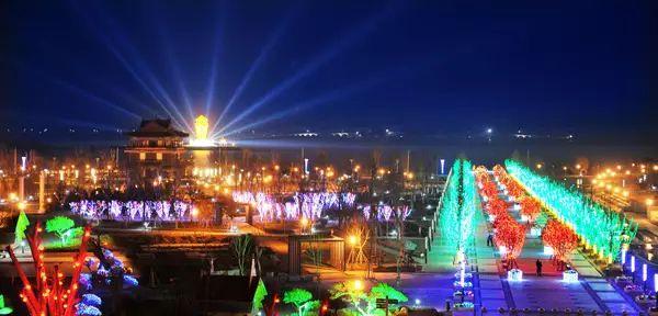 济宁夜经济进行时 太白湖新区将打造四个大型商圈