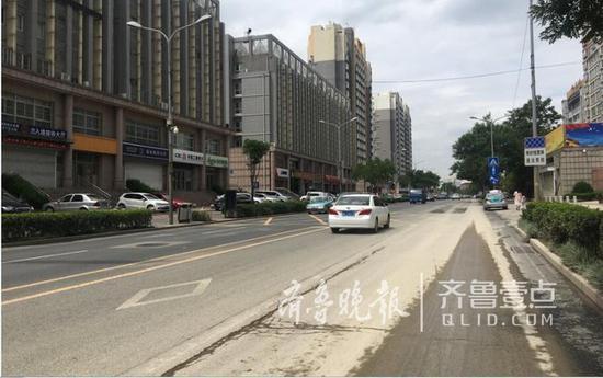 解放东路将进行拓宽,并打造特色街区