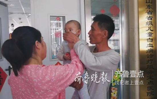 爱心人士的捐助与鼓励,让唐绍龙看到了希望。