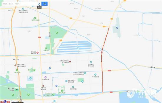 24日起 东营境内高速公路及部分国省道实施交通管制