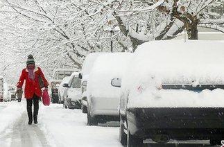 4日下得最厉害!鲁南地区将有中到大雪,局部暴雪!