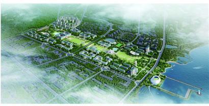 哈工程青岛校区即将开工 可容纳2万名学生
