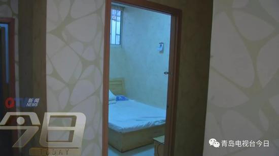 两人居住的房间