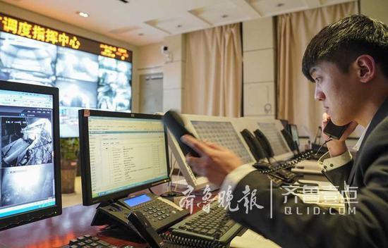 上井后,陈睿回到调度台,开始逐一落实上个班组排查的情况。