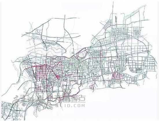 城市信息通道已经成网。