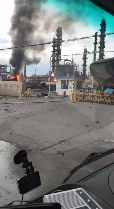 临沂石化公司爆炸已致8死9伤 7名失联者全遇难