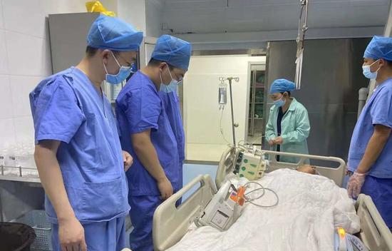 菏泽市立医院急诊科联合胸痛中心再创生命奇迹!