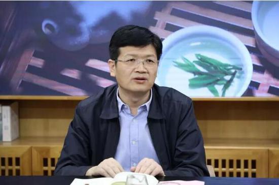 曾晓黎 中共滨州市委常委、组织部部长