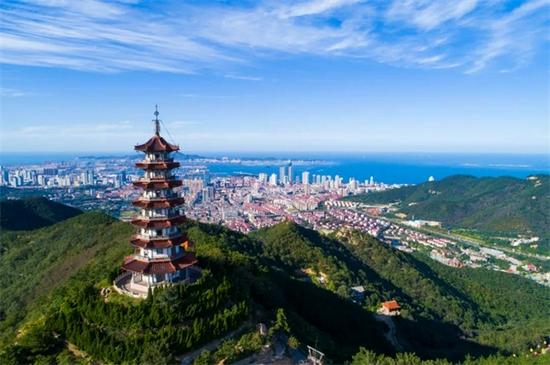 烟台居中国海岸休闲城市前五