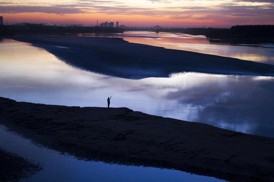 北寒:黄河赞美诗