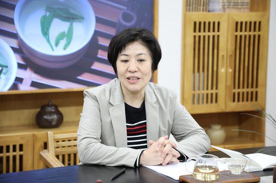 滨州市政协副主席、民建滨州市委主委吴国瑞