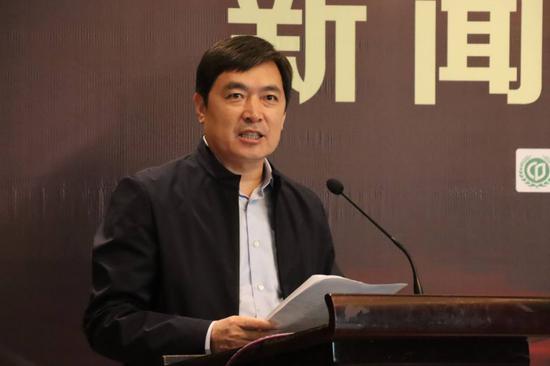 烟台市葡萄与葡萄酒产业发展服务中心主任高京涛
