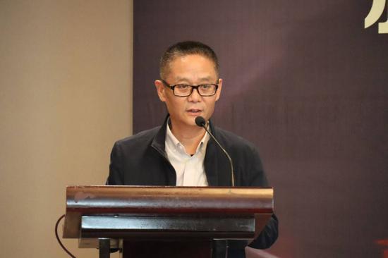 中国食品工业协会副秘书长、葡萄酒果酒专家委员会秘书长杨强
