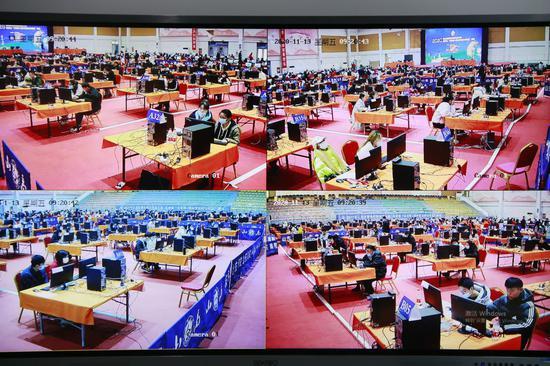 山东商业职业技术学院承办省职业院校技能大赛(高职组)