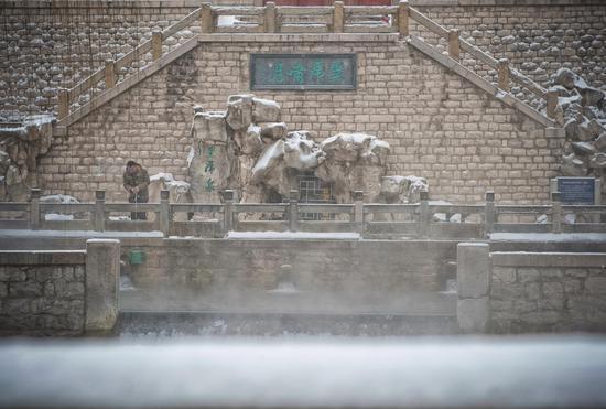 张凯翔:冬雪中的济南4