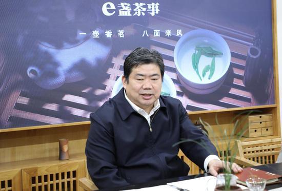 中共滨州市委常委、统战部部长李家良