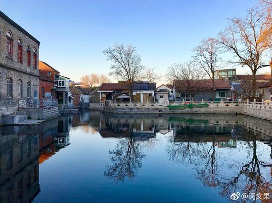 闵文果:济南的泉水