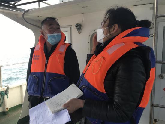 青岛市海洋科技成果推广中心党支部 联手渔业企业共创党建品牌