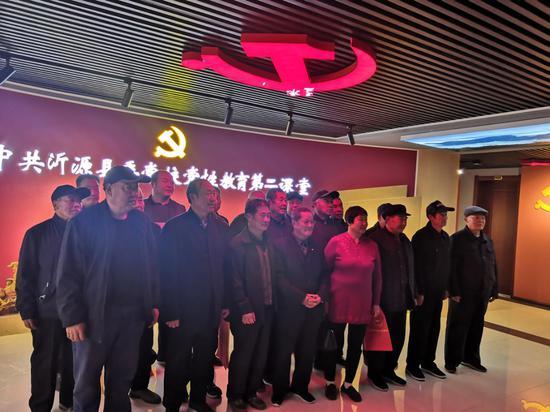 淄博市沂源县张家坡镇:活动喜连连,敬老美德传