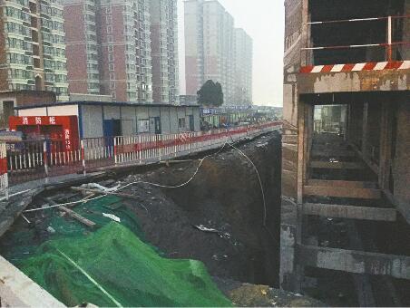 济南回访32个被通报项目:部分渣土裸露严重